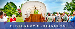 The 4th Annual Yadkin Valley History Fair &amp; Conference - Transportation in the Yadkin Valley Before the Automobile