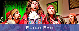The West Side Civic Theatre put on a splendid rendition of Peter Pan at Shallowford Square in Lewisville, NC.