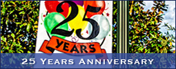 "Lewisville celebrates its 25th year of incorporation"" width="